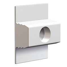 ClickandConnect Voor Click Rail 3 Rings Wit