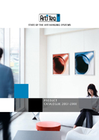 Artiteq Catalogus 2007-2008 English