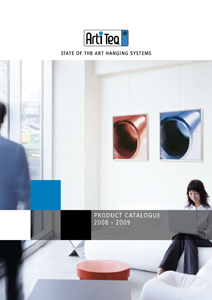 English version of the Artiteq Catalogue 2008/2009