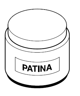 Patina Kleur Creme 500 Ml