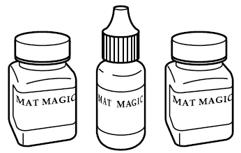 mat magic pakket