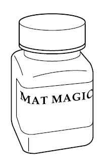 Verf Kleur Pottery Mat Magic 15 Ml