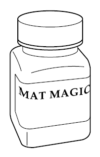 Glazuur Kleur Starlight Mat Magic Potje 60 Ml