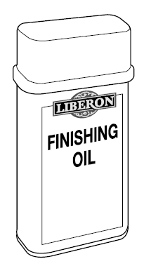 finishing oil 250 ml