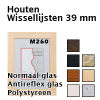 hout M260 serie
