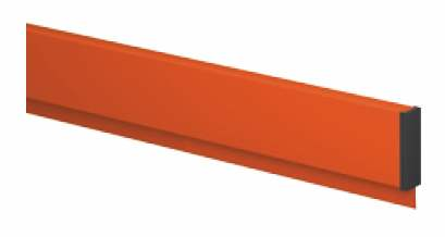 Info Rail Colour Oranje Ral 2004 200 Cm