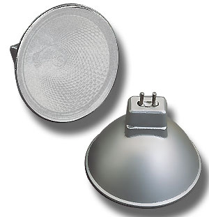 halogeen lamp mat frosted 20W