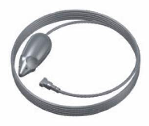 picture mouse alu 150 cm kabel met twister kop