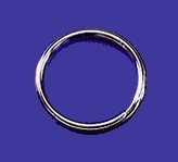 ring 18 mm 1 stuk