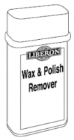 Wax and polish remover