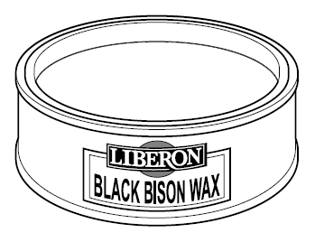 wax-black-bison-kleur-teak
